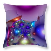 Impressive Structure Throw Pillow