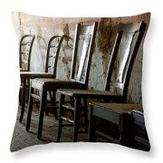 In Another Life Another Time II Throw Pillow