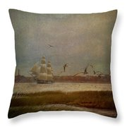 In Another Lifetime Throw Pillow