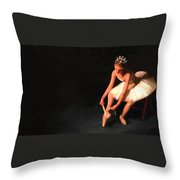 In Her Shoes . . . Throw Pillow