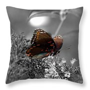 In Living Colour Throw Pillow