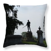 In Memory Of The Boys  Throw Pillow