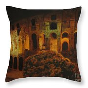 In Rome - In Love Throw Pillow