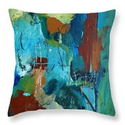 In That Day Throw Pillow