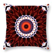 In The Cave Throw Pillow