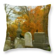 In Their Glory Throw Pillow