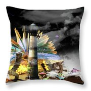 In Your Imagination Throw Pillow