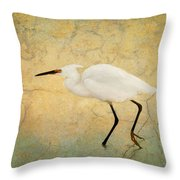 Incidental Dance Throw Pillow