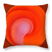 Incurve Throw Pillow