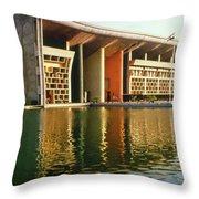 India Supreme Court Throw Pillow