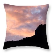 Indian Head New Hampshire Throw Pillow