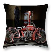 Indian Hedstrom Throw Pillow