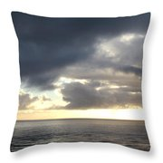 Indian Ocean 3 Throw Pillow