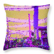 Industry 2 Throw Pillow