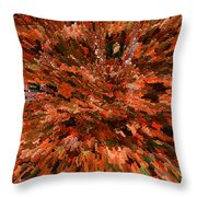 Influence Of Innovation Throw Pillow