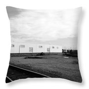 Inner City - Touching The Sky Throw Pillow