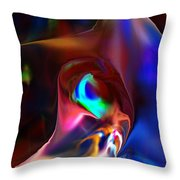 Inner Visions  112811 Throw Pillow