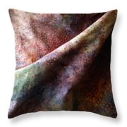 Inquiry Throw Pillow