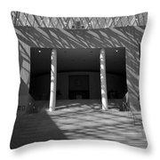 Inside Edmonton City Hall Throw Pillow