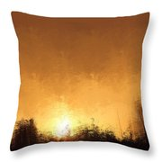 Insomnia 1 Throw Pillow