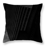 Integrated Elevation  Throw Pillow