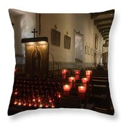 Interior Old Mission Throw Pillow