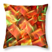 Interlocking Throw Pillow