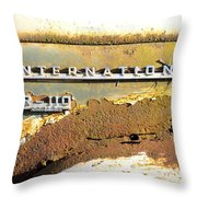 International R-110 Throw Pillow