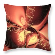 Intimate Fantasies Throw Pillow