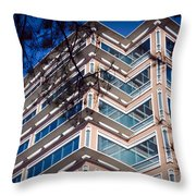 Inverted Corner Throw Pillow