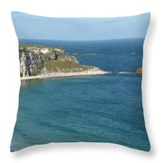 Ireland 0010 Throw Pillow
