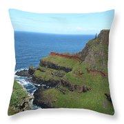 Ireland 0012 Throw Pillow