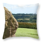 Ireland 0014 Throw Pillow