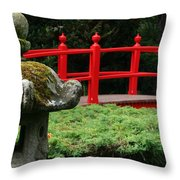Ireland 0015 Throw Pillow