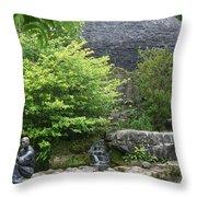 Ireland 0017 Throw Pillow