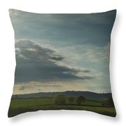 Ireland Pastorial Scene Throw Pillow