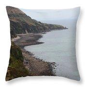 Ireland Seacoast Throw Pillow