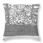 Iron Crown Of Lombardy Throw Pillow