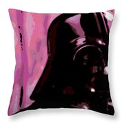 Is This My Good Side? Throw Pillow