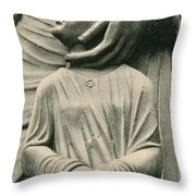 Isaac Throw Pillow
