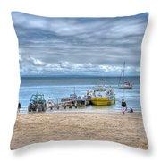 Island Hoppers 1 Throw Pillow