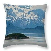 Island Paridise Throw Pillow