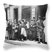 Isnt Life Wonderful, 1924 Throw Pillow