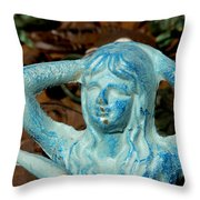 Isn't She Lovely Throw Pillow