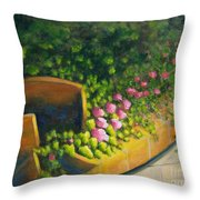 Free To Roam Throw Pillow