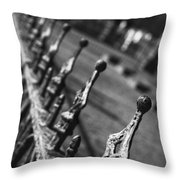 Its A Matter Of Perspective Throw Pillow