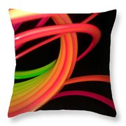 Its Fun For A Girl And A Boy Throw Pillow