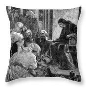 Jacob & Josephs Sons Throw Pillow