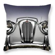 Jag Convertible Throw Pillow