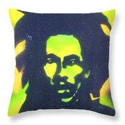 Jamaica X Jamaica  Throw Pillow
